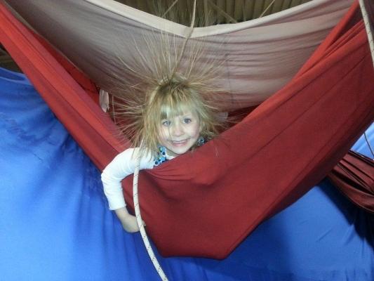 Lycra-wild-hair